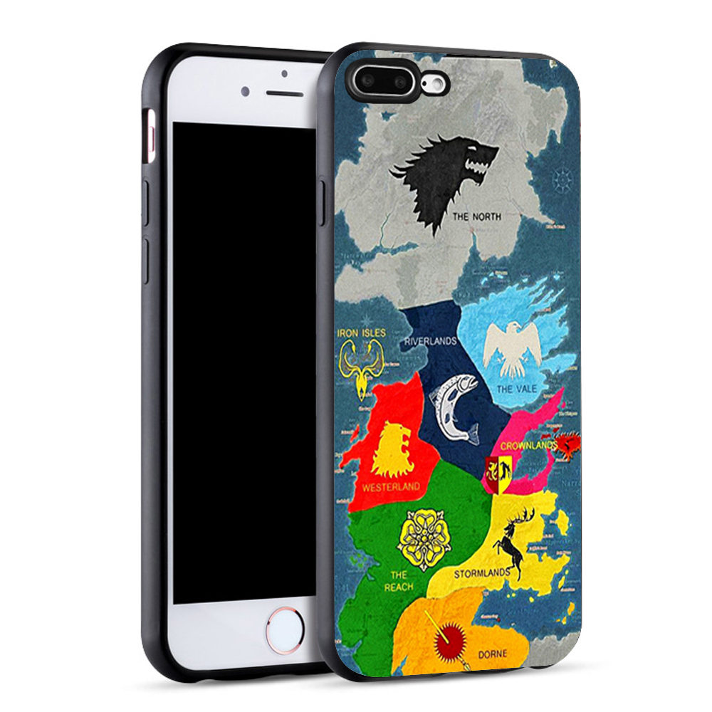 Game of Thrones The Reach The Avle iphone case