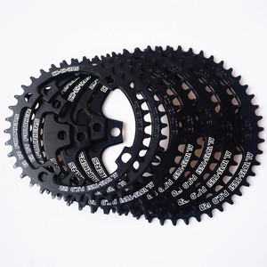 FOURIERS MTB CHAIN RING Full CNC made narrow wide chainring PCD 120MM 36-48T
