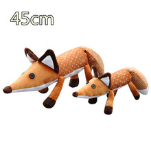 one piece   the little prince fox  small fox dolls  plush toy  doll  the little prince 45cm cartoon toys