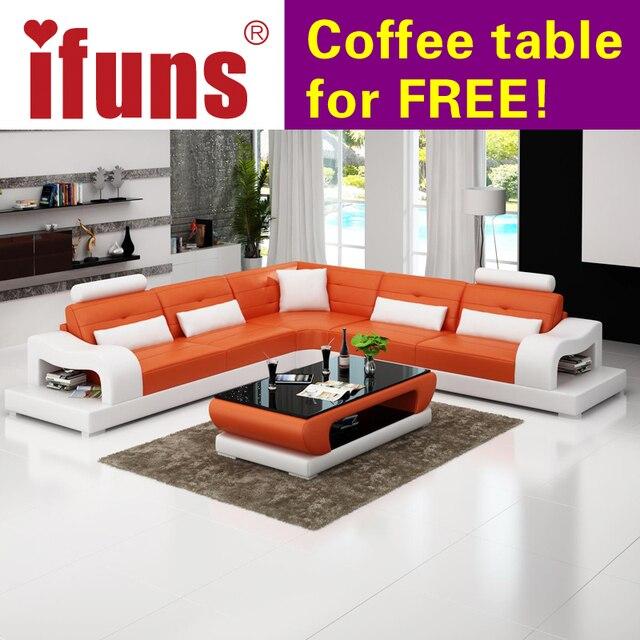 ifuns gris en cuir chesterfield canap de luxe canap ensemble de meubles de salon en forme - Canape De Luxe