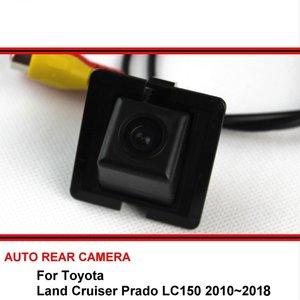 For Toyota Land Cruiser Prado LC 150 LC150 2010~2018 Night Vision Rear View Camera Reversing Camera Car Back up Camera HD CCD
