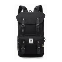 New waterproof Oxford Men's backpack Men's Creative Beam Computer Backpack Japan and South Korea Leisure Travel School Bag