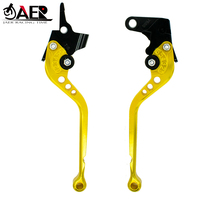 JEAR CNC Long Motorcycle Brakes Clutch Levers For Yamaha X MAX 250 Xmax 300 X max 400CC 2017 2018
