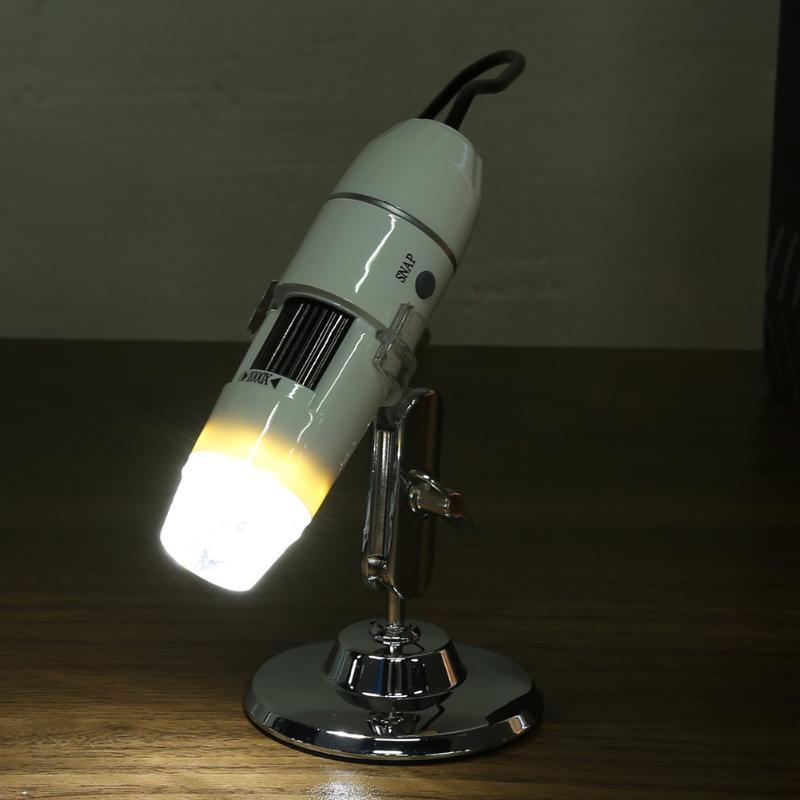 Microscopio Elettronico digitale 1000X8 LED 200 w Ad Alta Risoluzione Zoom Palmare Endoscopio USB Della Macchina Fotografica Microscopio Lente di Ingrandimento