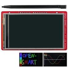 3.2 inch TFT LCD Display module Touch Screen Shield onboard temperature sensor + Pen for Arduino UNO R3/ Mega 2560 R3 / Leonardo
