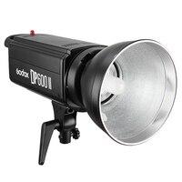 Godox DP600II GN80 avec X Système Studio Speedlite Flash Lumière 110 V ou 220 V entrée Puissance 600WS avec Lampe et Standard réflecteur