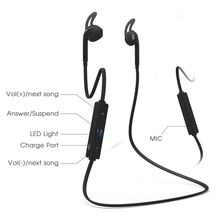 Wireless  Bluetooth 4.1 Stereo Ear Phone  Bluetooth Sport ear-phone for iPhone For Samsung