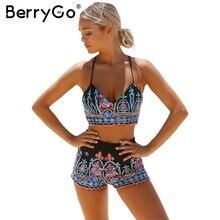 Berrygo Вышивка цветок элегантный комбинезон сексуальная 2017 Пляж V шейный ремешок Летний комбинезон Женщины Экипировка Playsuit Комбинезоны