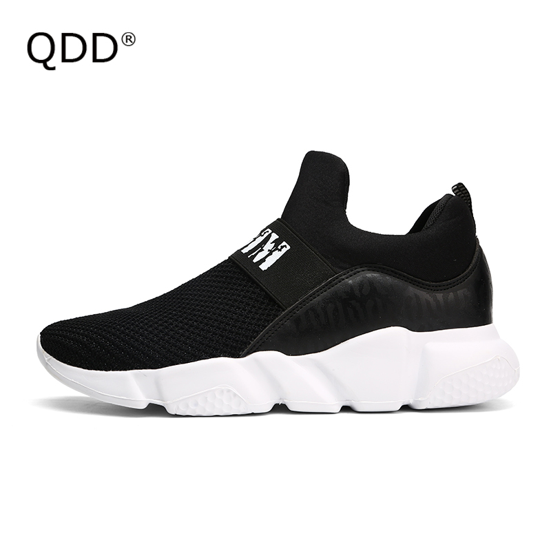 This Seasons Collection! Breathable Mesh Fabric Men Running Shoes, Fly Knitting Light Weight Comfortable Men Running Shoes.