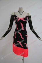 Latin dance dress/Waltz Tango Ballroom Dance Dress,Girls/Women Modern Dance/Perform Costume/Wear L-1400
