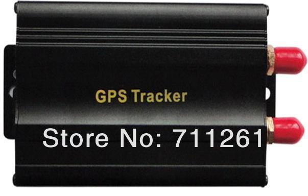 gps vehicle  tracker Languages Optional   GPS/SMS/GPRS  global  tracking  for   car  truck  bus  .etc  by cellphone and network