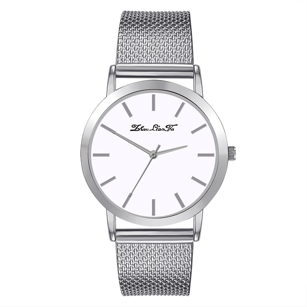 Dropshipping Women Silver & Gold Mesh Dial Wristwatches Fashion Casual Womens Steel Quartz Watches Relogio Feminino &FfDropshipping Women Silver & Gold Mesh Dial Wristwatches Fashion Casual Womens Steel Quartz Watches Relogio Feminino &Ff