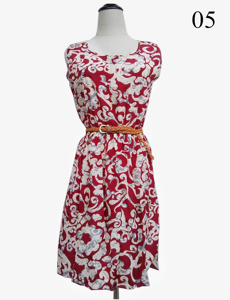 Hot Selling Women Sleepwear Summer Plus Size S M L XL XXL New Sexy Sleeveless Round Neck ...