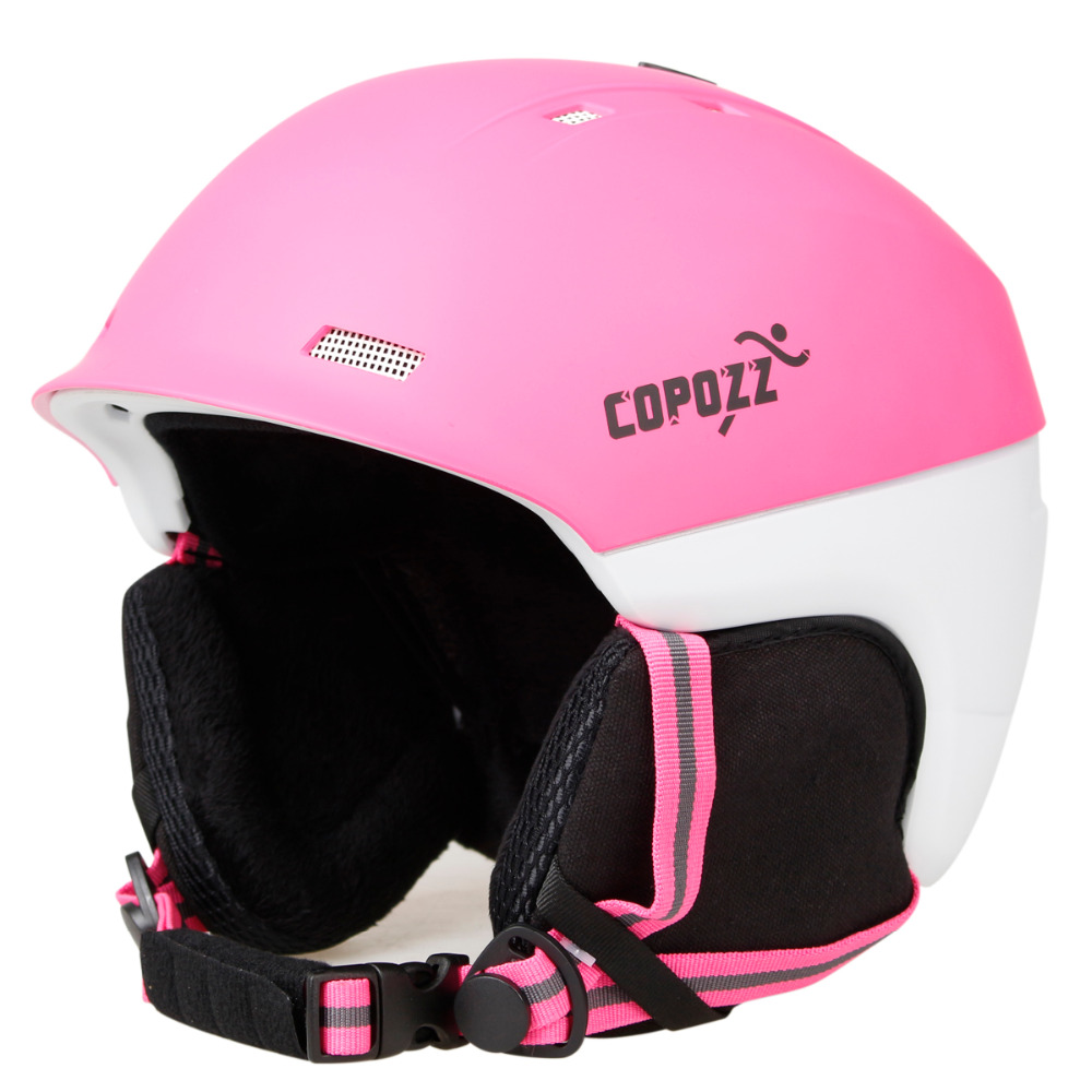 Copozz Ski helmet Ultralight and Integrally-molded Breathable Snowboard helmet men women Skateboard helmet two Color