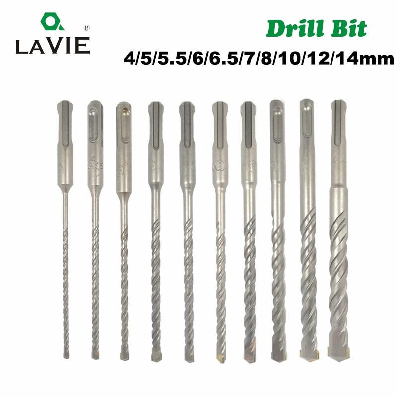 7mm x 160mm SDS Plus Masonry Drill Bit
