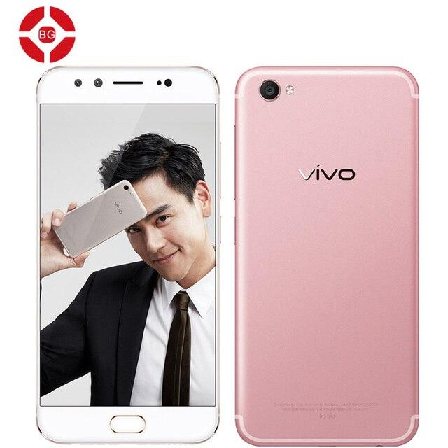 BG Original VIVO X9 4G FDD LTE Octa Core 2.0GHZ Front Dual 20MP+8MP 5.5 Inch Mobile Phone Android 6.0 1920*1080 Fingerprint