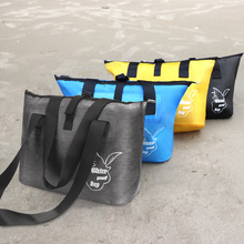 Waterproof Dry And Wet Swimming Shoulder Bags Beach Bag Tote Handbags Female Gym Drifting Swimming Storage Bag Outdoor Sports