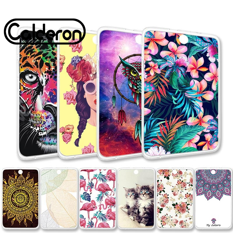 Silicon Cases For <font><b>Lenovo</b></font> Phab Plus Case Cover <font><b>Lenovo</b></font> A7-30 A3300 A7-<font><b>50</b></font> A3500 Tablet Bags Tab 2 A10-<font><b>70</b></font> A7-20 A7-30 A8-<font><b>50</b></font> Tab2 image