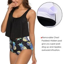 High Waist Swimming Wear
