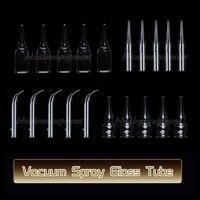 20 Sztuk Małych Ventouse Szklaną Rurkę Zastąpić Załącznik Dla Vacuum Spray Beauty Machine