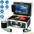 GAMWATER подводная рыбалка комплект видеокамер 1000tvl 6 Вт ИК светодиодный Белый светодиодный с 7 дюймов цветной монитор 10, 15 м, 20 м возможностью по...