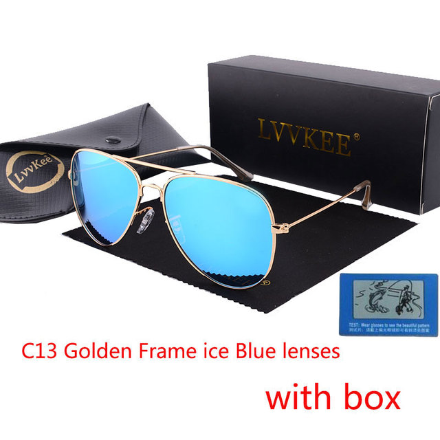 00ea044e0ccc luxury lvvkee sunglasses Polarized Men 2018 Large frame Anti-glare sun  glasses driving women 3026