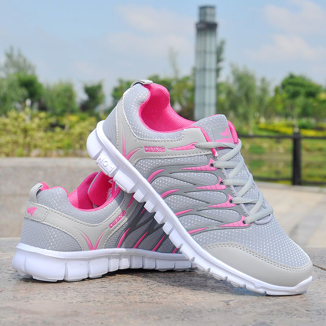 56af44c749c US $19.56 |women shoes 2019 spring trend trainer women sneakers mesh  breathable tenis feminino female shoes woman casual shoes-in Women's  Vulcanize ...