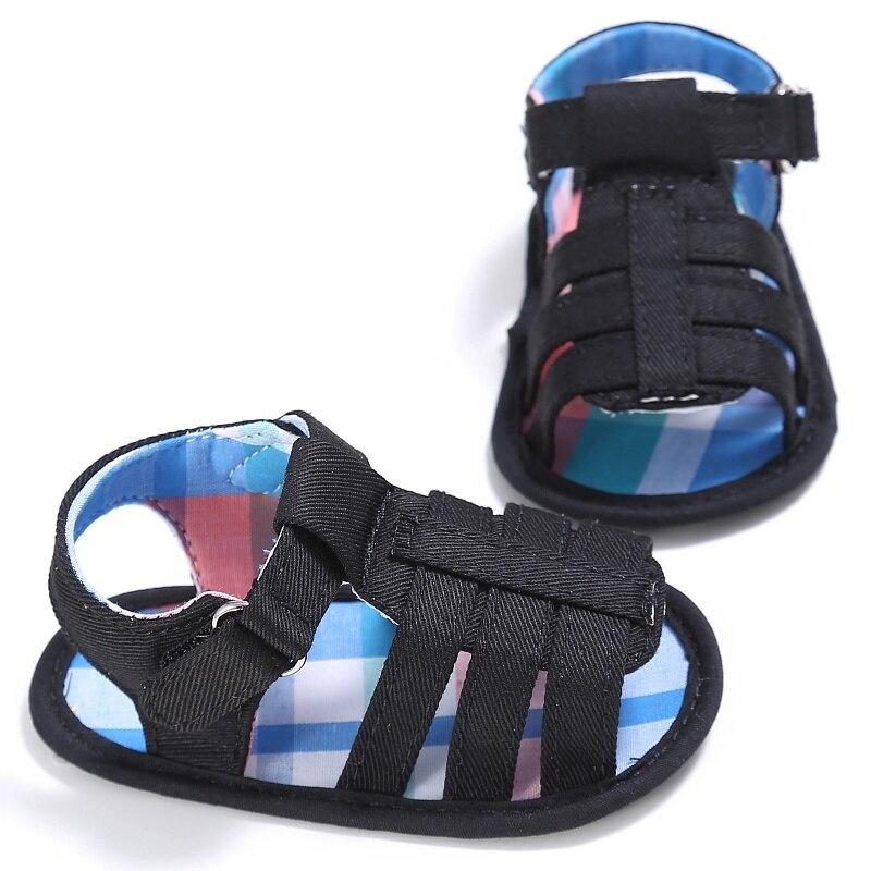 AnpassungsfäHig Neugeborenen Sandale Sommer Baby Mädchen Jungen Hohl Shoes Kinder Hausschuhe Prewalker 0-18 M Geeignet FüR MäNner Frauen Und Kinder Babyschuhe