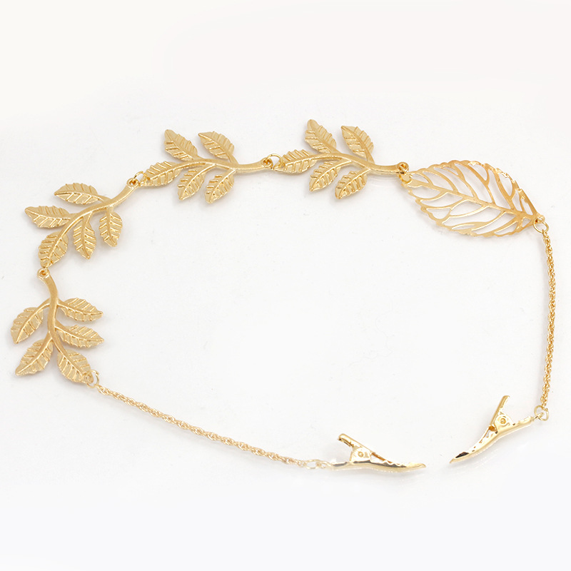 gold ewedding store lpw leaf band white wedding bands