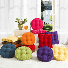 Round Square Outdoor Cushions,Multi Colours Decorative Sofa Pillow,Office Chair  Seat Cushion,
