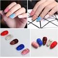 Nova Chegada 1.1mm Nails Art Micro Zircon Pedrinhas Mini Strass Cerca de 1400 pçs/saco usado para 3d nail art decoração