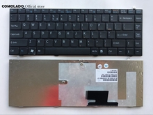 US English Laptop keyboard For Sony Vaio VGN-FZ FZ440E PCG-391T PCG-381T PCG-38CP Black Keyboard US Layout free shipping genuine us laptop keyboard for sony vaio svt13137cxs svt13138cxs svt131390x svt1313acxs svt131a11l svt131b11l