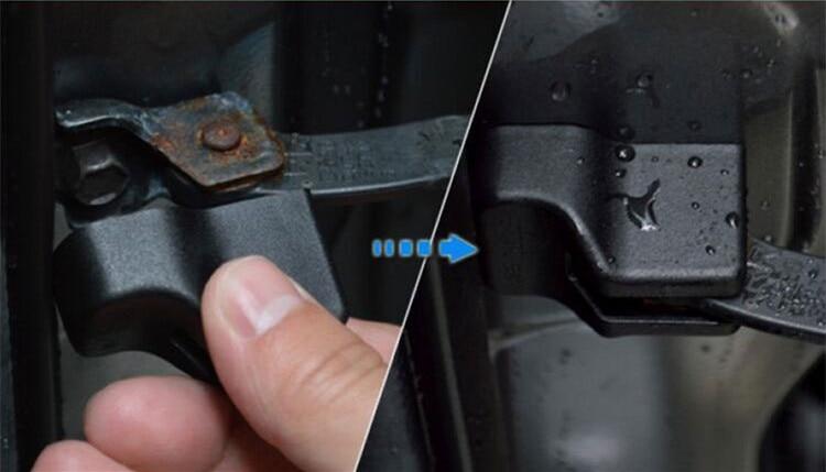 Luhuezu Car Door- ի Ստուգեք թևերի - Ավտոմեքենայի ներքին պարագաներ - Լուսանկար 4