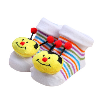 TELOTUNY baby socks anti slip Cartoon Newborn Girls Boys Anti-Slip Socks Slipper Shoes Boots Sock Cotton baby floor socks A X 30