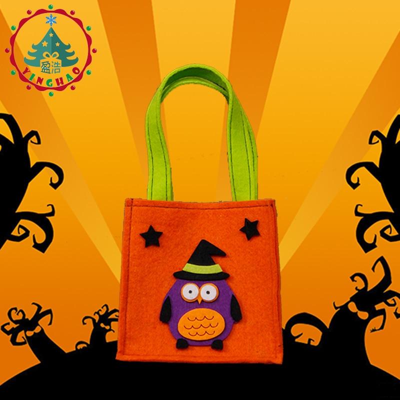 Menghidupkan Owl Labu Warna Beg Kanak-kanak BagSweets Kanak-kanak - Barang-barang untuk cuti dan pihak - Foto 1