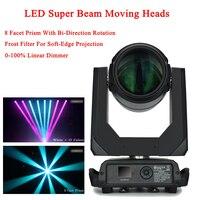 100 W super LED Feixe de Luz Em Movimento Da Cabeça Com 8 Faceta Prisma e Direção Bi Rotação Profissional Disco DJ Party iluminação de palco|Efeito de Iluminação de palco| |  -