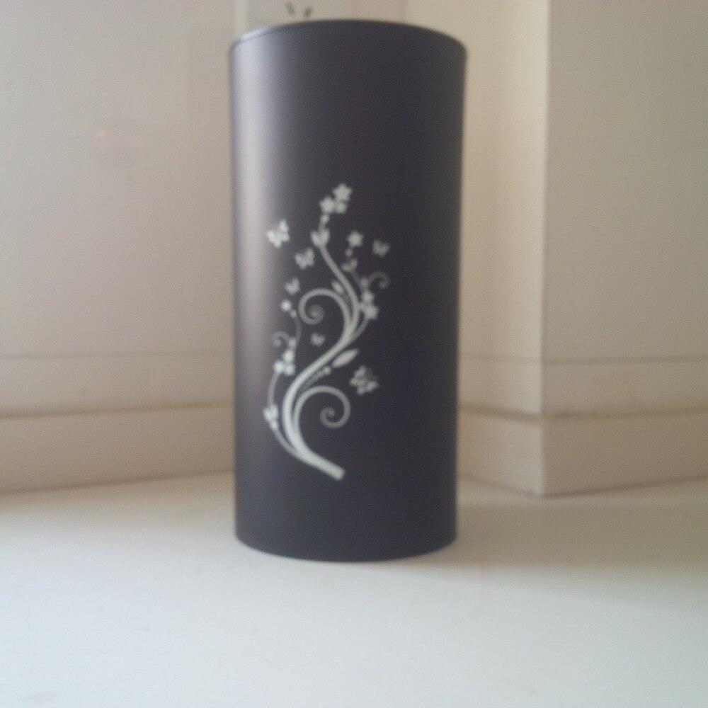 Новый модный элегантный черный кухонный керамический нож пластиковый держатель Универсальный нож блок Панель с трубками отдых кухонная ут