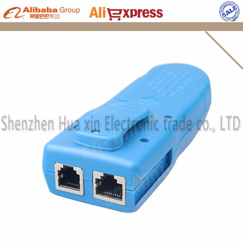 Free shipping NF 801 Multipurpose RJ11 RJ45 Network Tester LAN ...