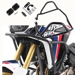 Верхняя защита двигателя для мотоцикла бампер Рамка слайдер протектор для Honda CRF1000L CRF 1000L Африка Твин ABS 2016 2017 2018 2019