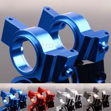 2pcs Aluminum Caster Blocks (C-Hubs) L&R 7732 For RC 1/5 Traxxas X-Maxx 77076-4 area rc wheel extenders for traxxas x maxx 1 5