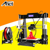 ANET High Precision A8 3D Printer Prusa I3 Precision With Kit DIY Easy Assemble 2 Rolls