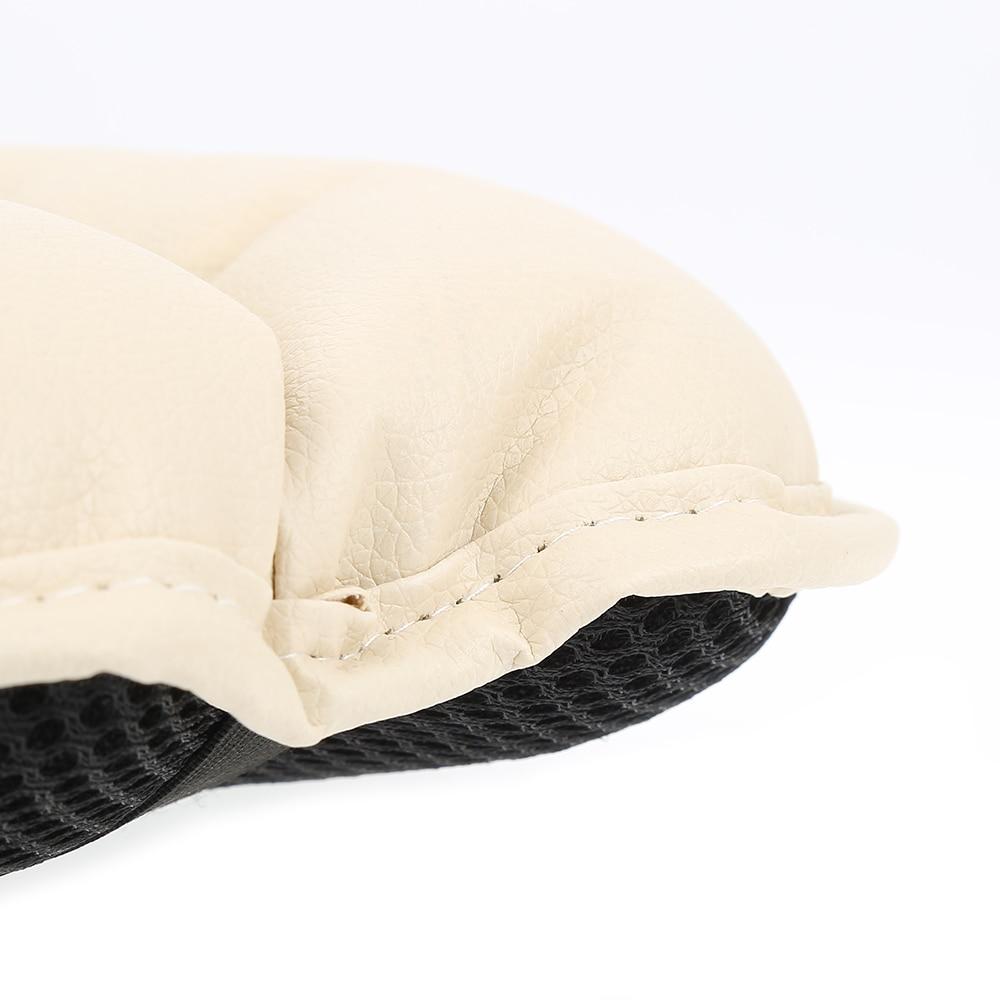 3 Colors Universal Car Auto Armrests Cover Vehicle Center Console Arm Rest Seat Box Pad Protective Case Soft PU Mats Cushion