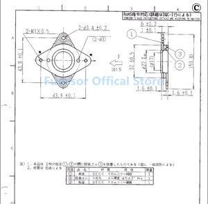Image 2 - Funssor 5 pièces/lot NEMA 17 métal et caoutchouc moteur pas à pas amortisseurs de vibrations importé véritable 42 moteur pas à pas amortisseur