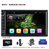 SMARTECH 2 Din 7 Inch Car Multimedia Android 6 0 OS Quad Core With WiFi Radio