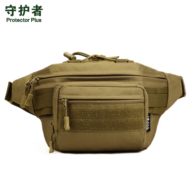Tactical Wasit Bag Protector Plus Y109 Camouflage Nylon Sports Bag Military Outdoor Hiking Running Bag in Running Bags from Sports Entertainment