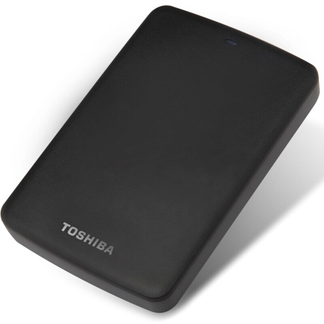 New  Toshiba Hard Disk Portable 1TB 2TB Laptops External Hard Drive Disque dur hd Externo HDD 2.5 Harddisk Free shipping