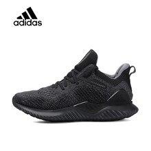 0facbfdc0 Orijinal Resmi Adidas Alphabounce Ötesinde Bounce erkek koşu ayakkabıları  Spor Açık Sneakers İyi Kalite Rahat AQ0573