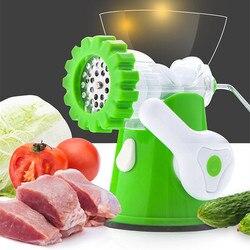 Hachoir à viande manuel multifonctionnel de qualité hachoir à viande manuel pour hacher la viande