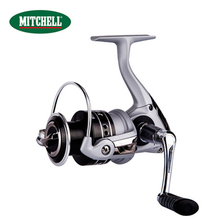 MITCHELL RZT 1000-4000 Spinning Fishing Reel 8+1BB Larger Capacity Spool 8.2kg Max Brake Force Sea Boat Metal Spool Reels