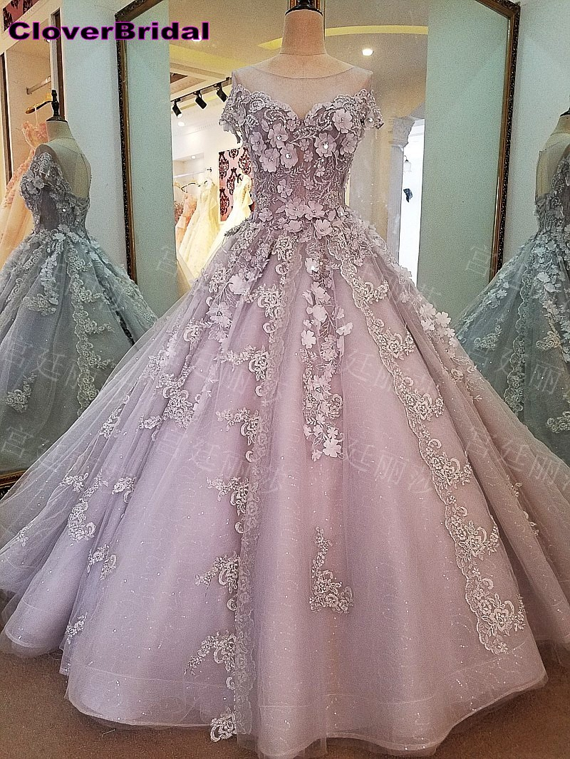 High quality lace flowers wedding dress robe mariage vestido de noiva princesa weding maternity 2018 aliexpress